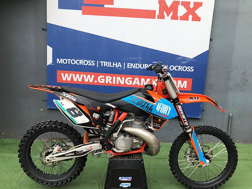 KTM 250 - 2015
