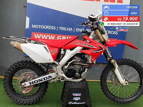CRF 250X - 2009