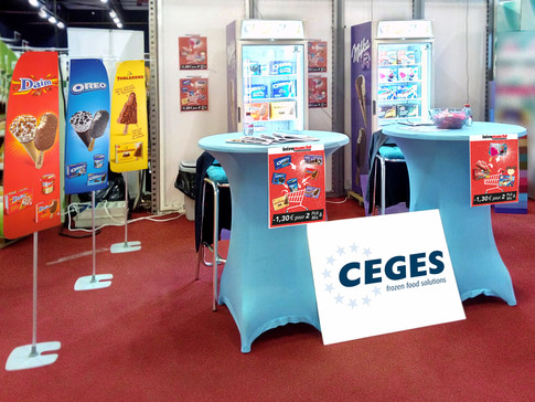 Stand Ceges
