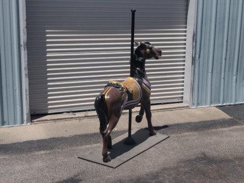 Myrtle Beach Pavilion Carousel Horse