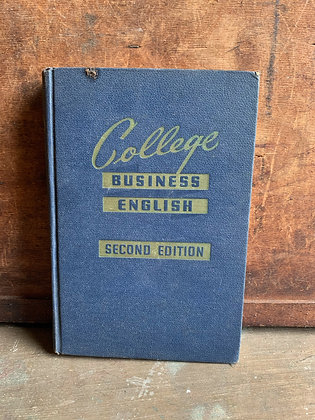 College Business English Second Edition