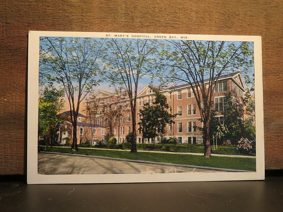 St. Mary's Hospital, Wisconsin