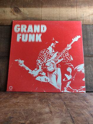 Grand Funk Rail Road