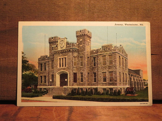 Armory, Westminster, Maryland