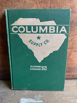 1942 Columbia Supply Company Catalog