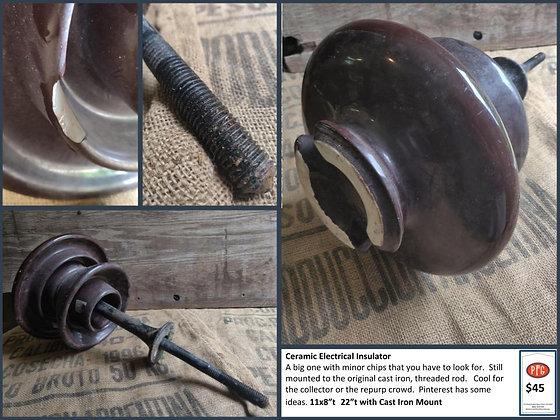 Ceramic Electrical Insulator