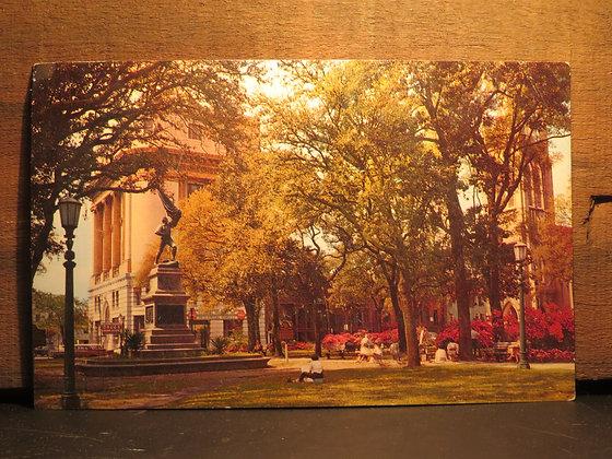 Madison Square.  Savannah, Georgia