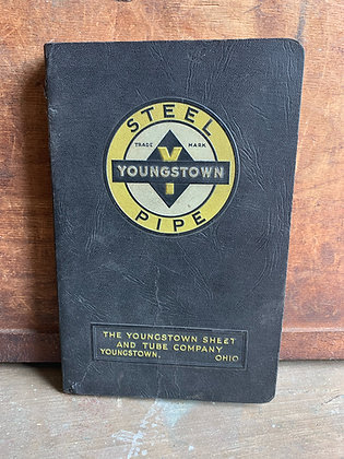 1937 Youngstown Steel Pipe Booklet No. 51