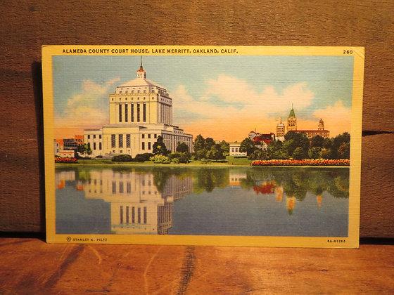 Alameda County Court House, Oakland, California