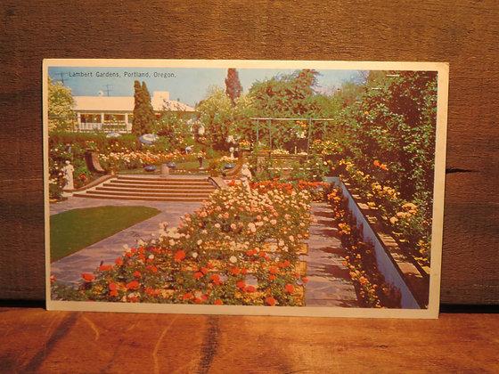 Lambert Gardens, Portland Oregon