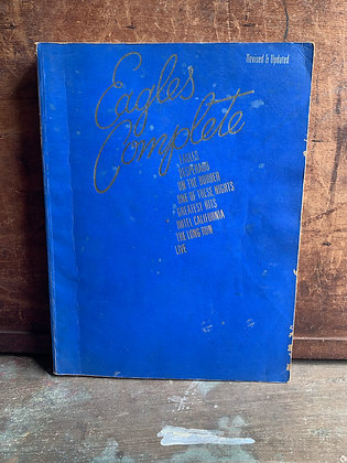 Eagles Complete Revised and Updated Songbook