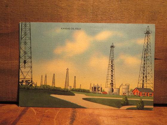Oil Field, Kansas