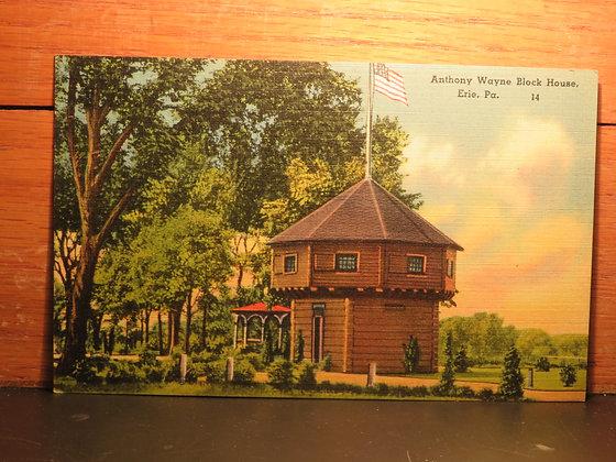 Anthony Wayne Block House Erie, Pennsylvania
