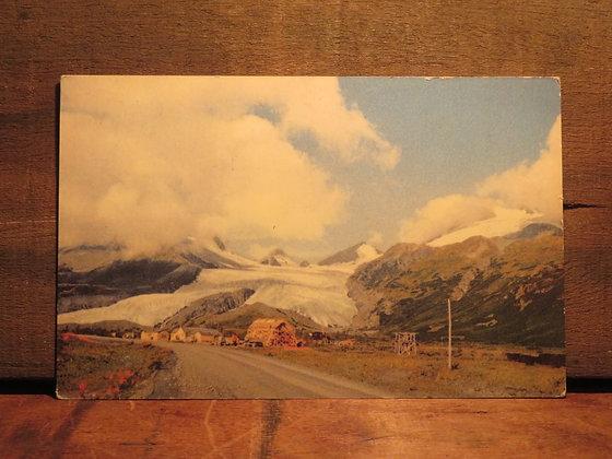 Worthington Glacier, Alaska