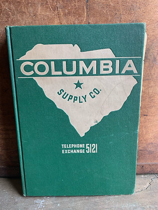1942 Columbia Supply Company Catalog