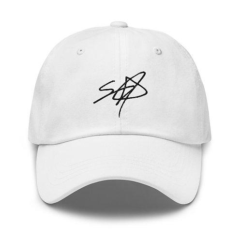 Shrodrick Spikes Signature Dad-Hat   White