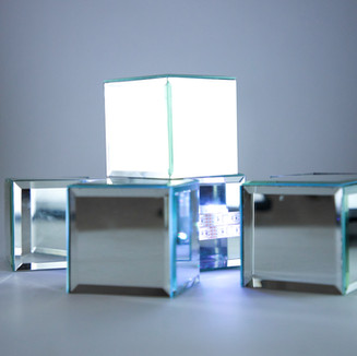 Reflections Cube