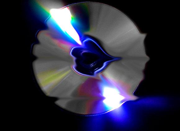 Glowing Disc