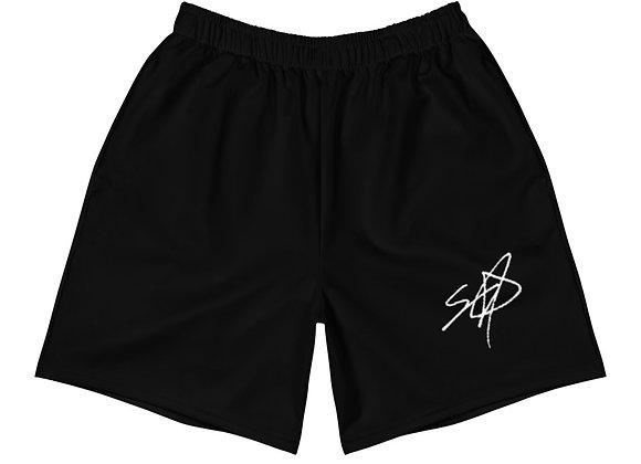 Shrodrick Spikes Athletic Unisex Shorts | Black