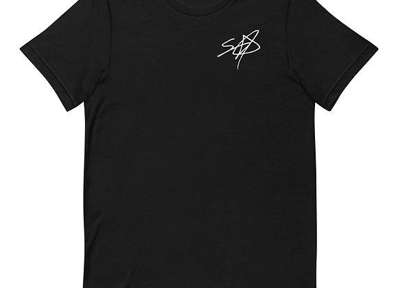 Shrodrick Spikes Signature Unisex T-Shirt