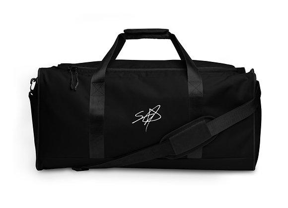 Shrodrick Spikes Signature Duffle Bag | Black