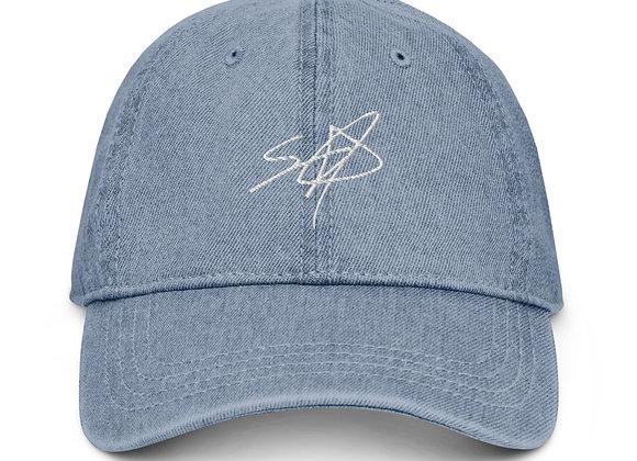 Shrodrick Spikes Signature Dad-Hat | Denim