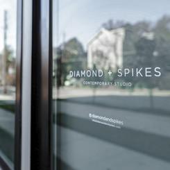 Diamond + Spikes Contemporary Studio: Shrodrick Spikes Launches Contemporary Studio with Partner, Diamond Sands located in Chosewood Park on the Beltline in Atlanta, Georgia