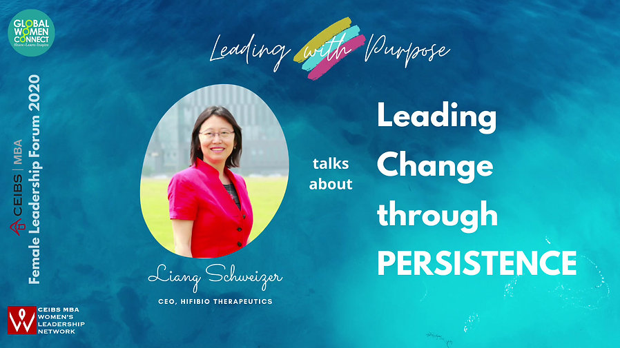 Leading Change through Persistence