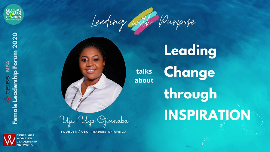 Leading Change through Inspiration