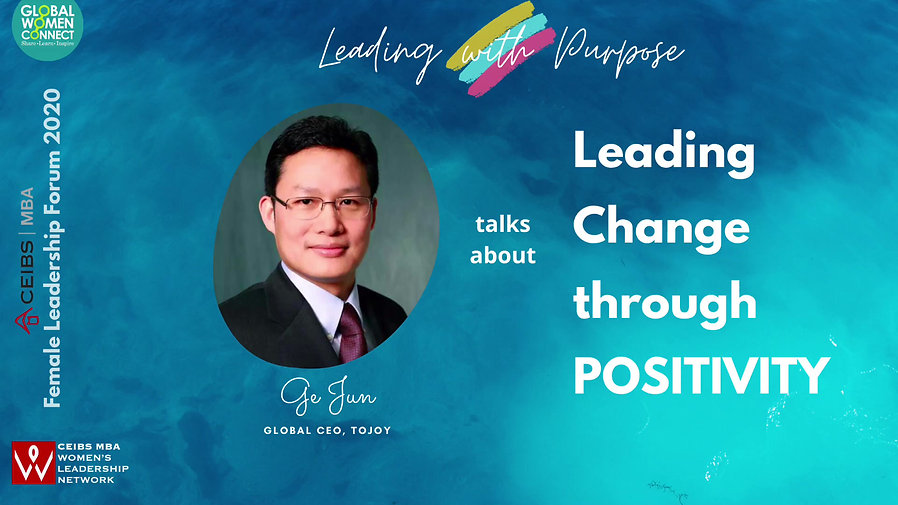 Leading Change through Positivity