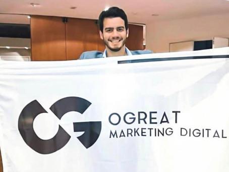 """Leandro Fagúndez: """"hay tres banderas que me emocionan, la de Peñarol, la de Uruguay y la de OGreat"""""""