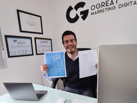 Leandro Fagúndez y la sonrisa de la determinación: OGreat Impulsa avanza a gran ritmo