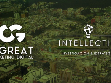 OGreat puso la firma con Intellectio de Ecuador