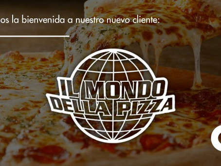 Diciembre a lo grande: Il Mondo Della Pizza es nuevo cliente de OGreat