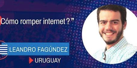 Leandro Fagúndez será conferencista en la Cumbre Mundial de Comunicación Política