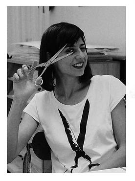 Sara Barrio, collages, Santamaca, paper
