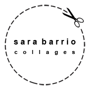 logo sara barrio collages, home