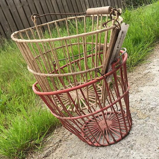 Antique Produce Baskets