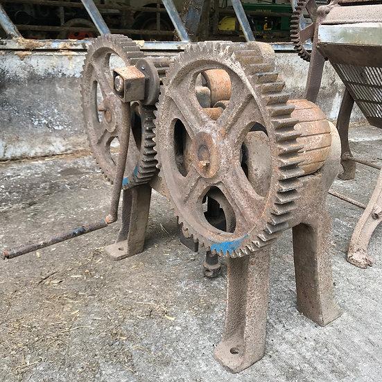 Cart Wheel Press