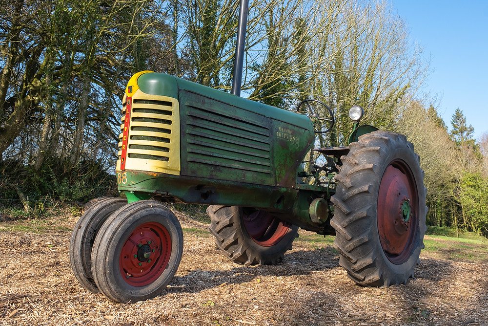 Tamar Vintage Tractor Collection
