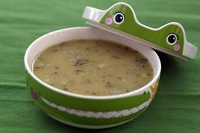 Lúsková polievka bez múky a mlieka