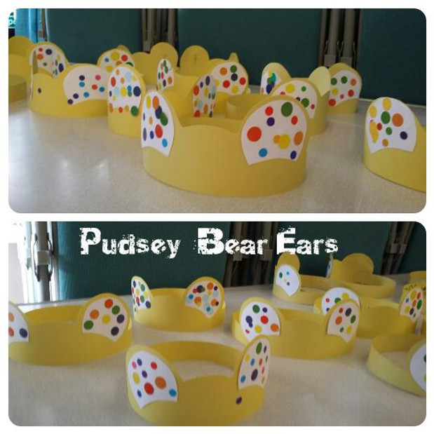 Pudsey Craft Ideas