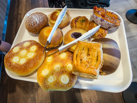 85º Bakery hosts grand opening in Orange with 10 cent coffees