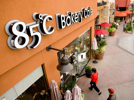 85ºC Bakery Café opens in Orange; more coming to Fountain Valley, Century City