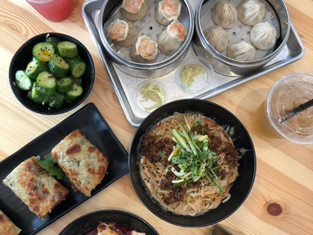 """A favorite lunch spot for young Asian professionals..."""