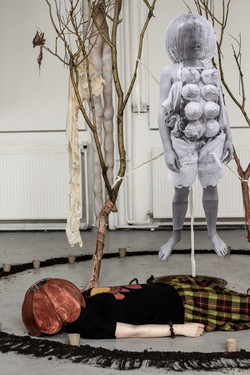 New Flesh - post exhibition