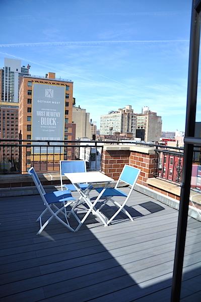 PHB - Private Terrace