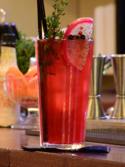 Poison Aivy Cocktail @ South Se7en
