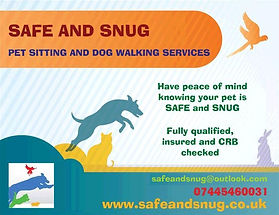 pet sitter, dog walker, cat sitter in Southampton, Hedge End, West End, Sholing