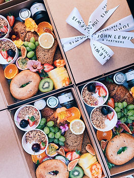 BRANDS AND CORPORATE CATERING